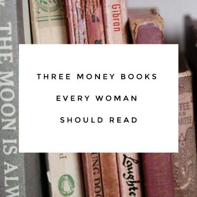 Money Books Every Woman Should Read