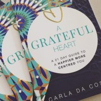 A Grateful Heart: Behind The Book